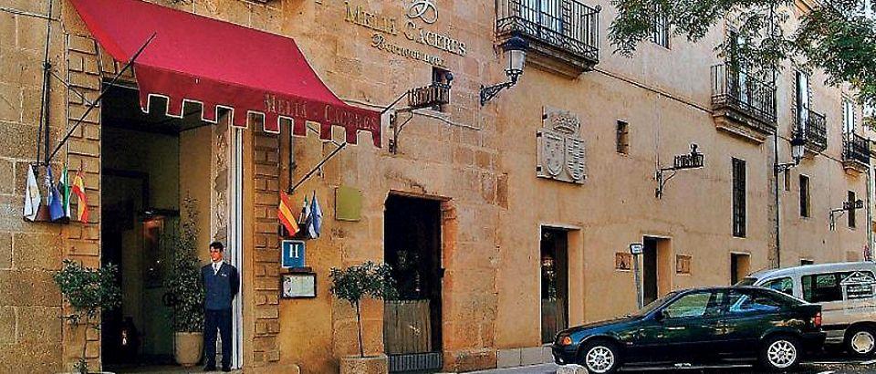 Hotel Melia Caceres