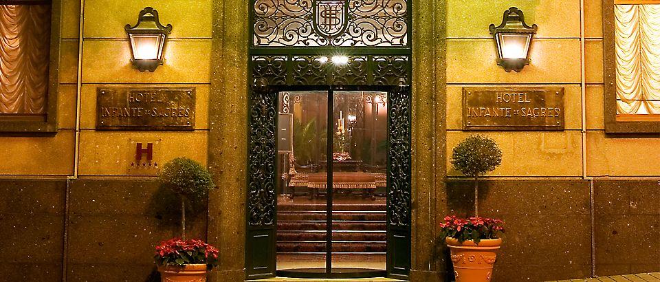 Hotel Infante Sagres Palace