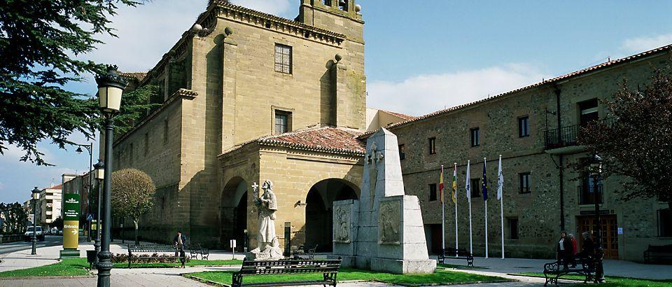 Parador de Sto. Domingo Bernardo de Fresneda