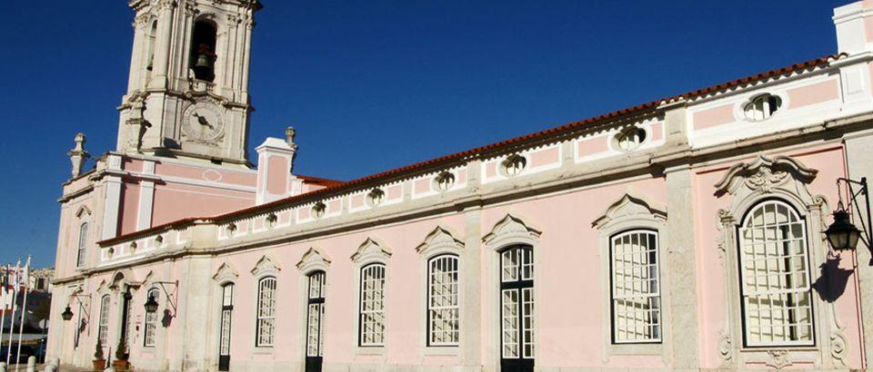 Pousada Queluz (Lisbon, D. Maria I)